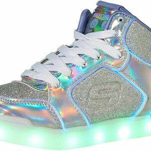 Skechers Energy Lights 201 BBL ISL Sneaker Girl's